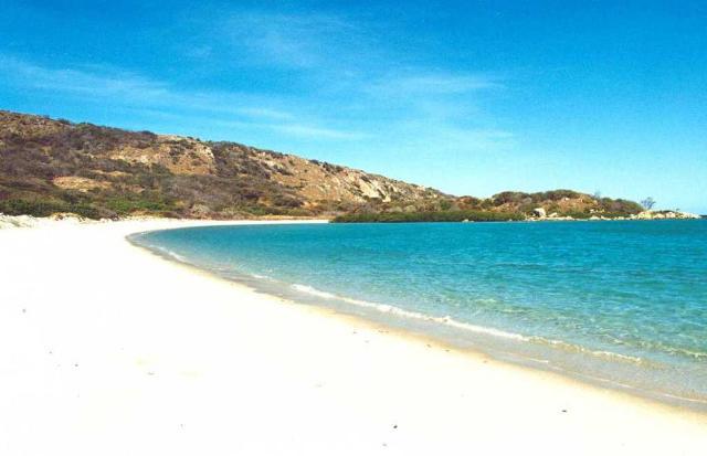 La spiaggia di Triscina di Selinunte