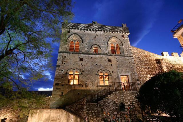Palazzo dei Duchi di Santo Stefano - Taormina