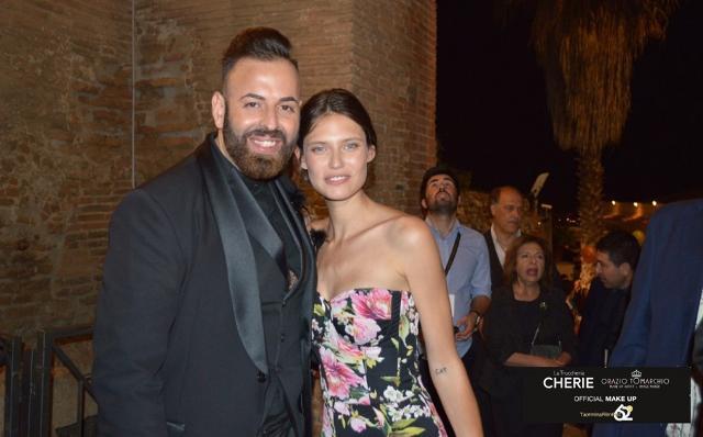 Orazio Tomarchio e Bianca Balti