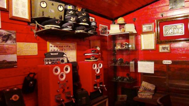 Treno Museo di Villarosa