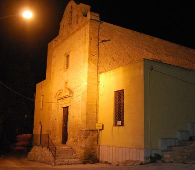 Santuario di Maria SS. della Misericordia a Valderice