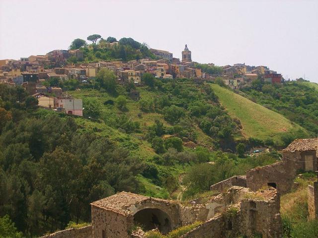 Panorama di Vizzini