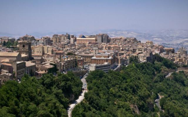 Enna, l'ombelico della Sicilia