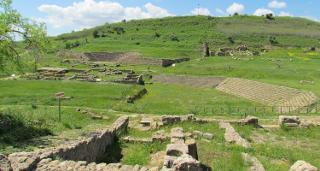 Morgantina, piccola Pompei