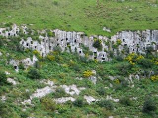 La Cittadella Sicula di Pantalica