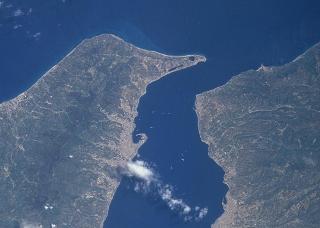 Allo Stretto di Messina il record mondiale di rifiuti sul fondale