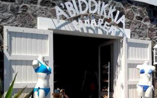 A' Biddikkia. I costumi made in Panarea