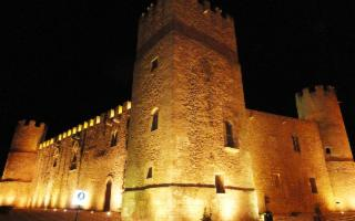 Alcamo e il Castello dei Conti di Modica