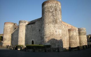 Il Castello Ursino di Catania