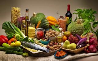 La Dieta Mediterranea è l'alimentazione del futuro