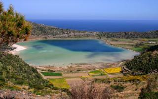 È il primo parco nazionale di Sicilia