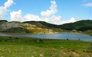Sui Nebrodi, il tour dei laghi
