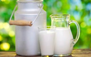 Il latte che beviamo...