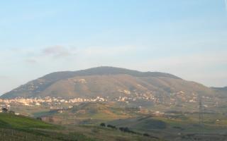 La Riserva naturale di Monte Bonifato