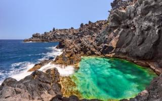 Nel blu del mare di Pantelleria