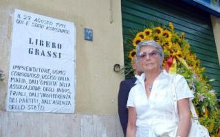 Addio a Pina Maisano Grassi