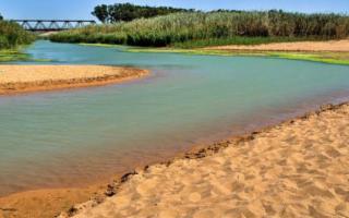 Riserva Naturale Foce del Fiume Belìce