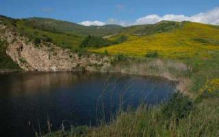 Verso la Riserva Naturale Integrale Lago Sfondato