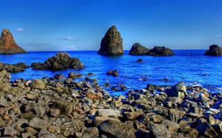 L'itinerario subacqueo delle ancore di Aci Trezza