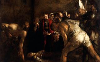 Da Siracusa a Rovereto, la Santa Lucia di Caravaggio sarà esposta al Mart