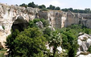 Latomie, prigioni di pietra