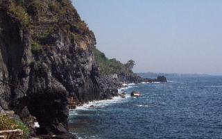 La Riserva Naturale Orientata della Timpa di Acireale