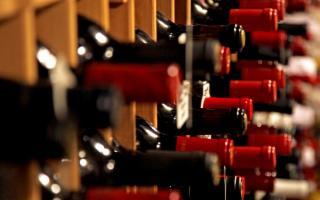 I vini più venduti nei supermercati della Sicilia