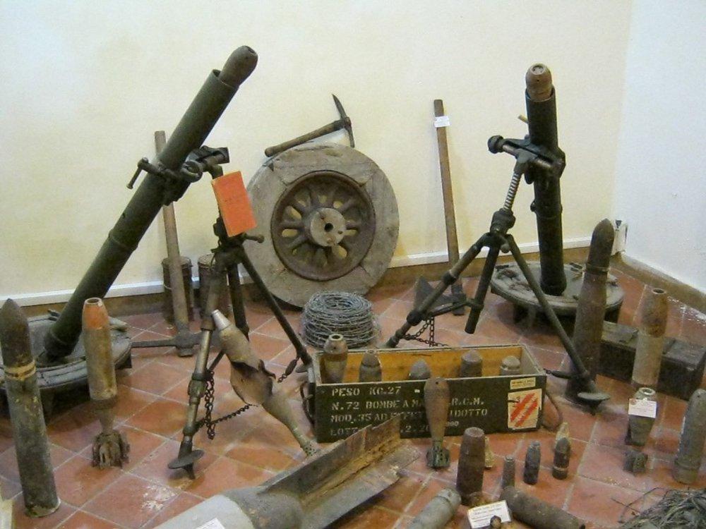 Museo Bellico Belli Instrumentum
