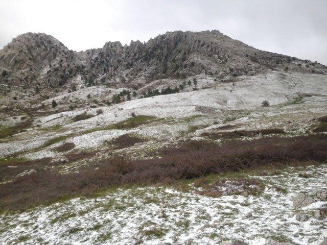 Sentiero delle Neviere (Sentiero Italia)