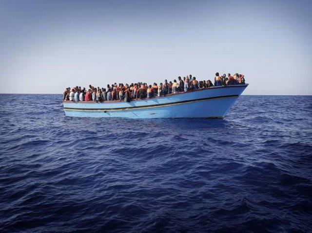 ''L'Europa inizia a Lampedusa''