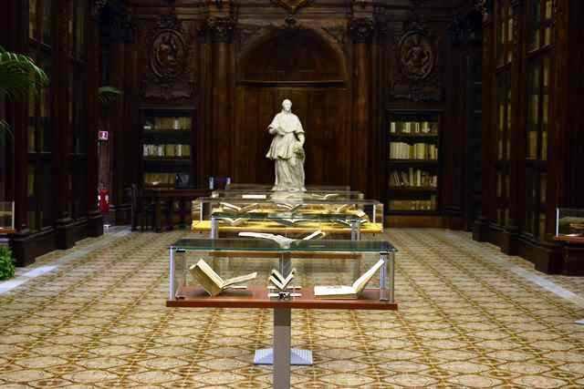 La Biblioteca Lucchesiana di Agrigento