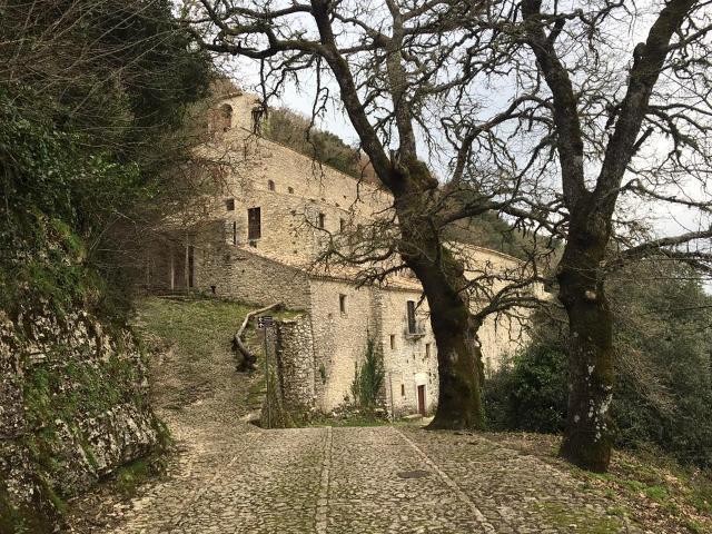 Eremo di Santa Rosalia, Santo Stefano di Quisquina - ph www.valdikam.it