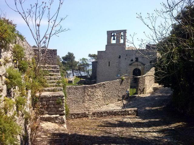 La Chiesa di Sant'Orsola di Erice