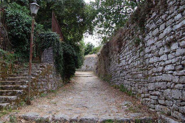 Le mura Elimo-Puniche di Erice