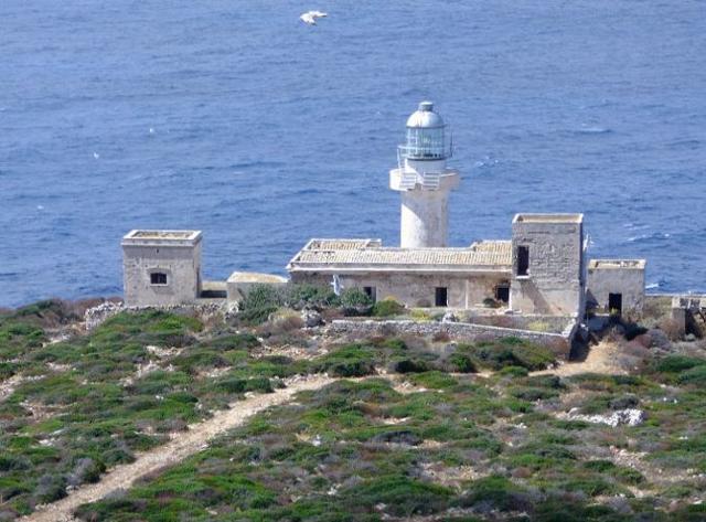 Faro di Capo Grosso - Levanzo (TP)