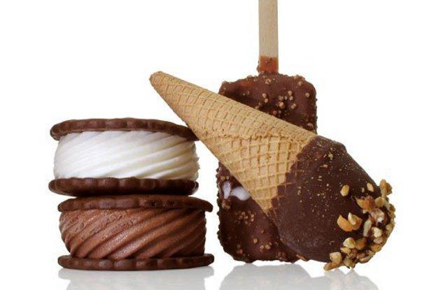 Tipologie di gelati industriali