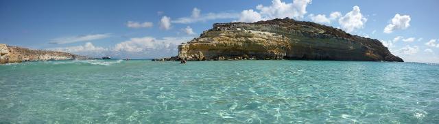 L'Isola dei conigli - Lampedusa