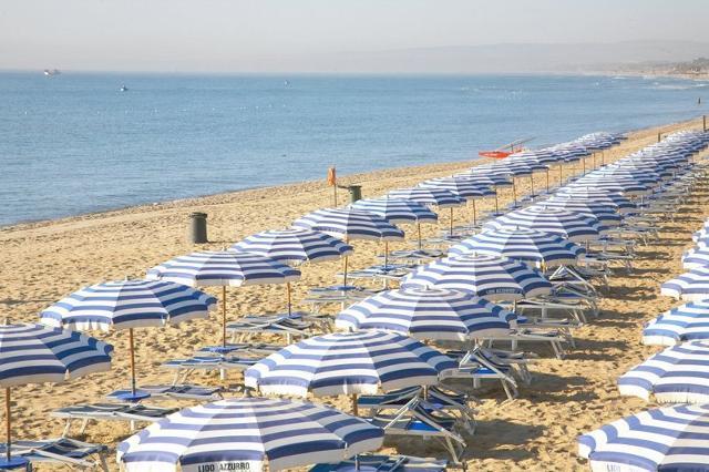 La Playa, la spiaggia simbolo della città di Catania