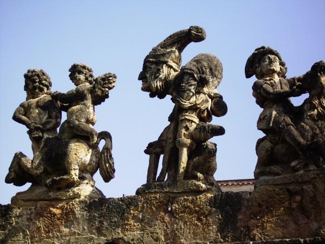 Bagheria: la Villa dei mostri