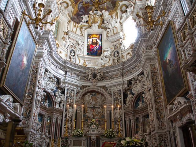 Chiesa del Gesù, nota come Casa Professa - Palermo