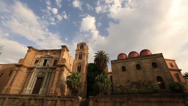Chiesa di Santa Maria dell'Ammiraglio o della Martorana - Palermo