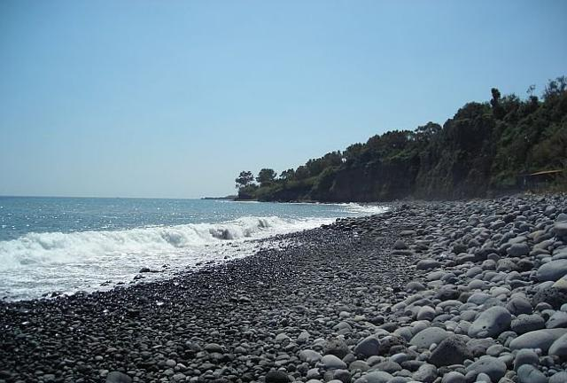 Spiaggia Praiola a Giarre (CT)