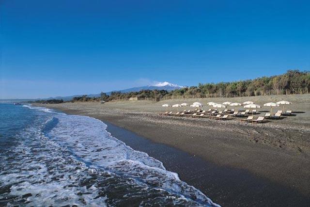 La spiaggia San Marco di Catalabiano