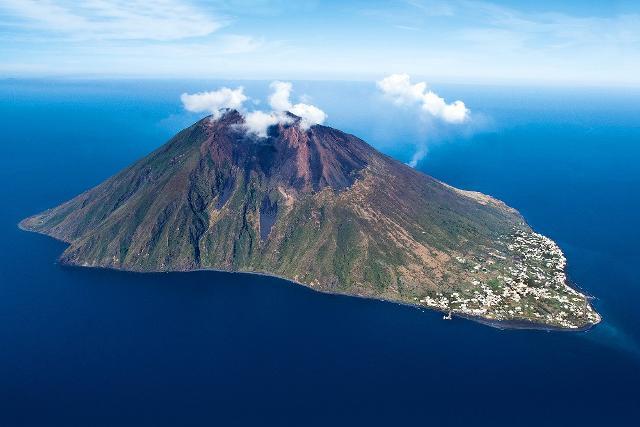 Stromboli, vulcano di Dio