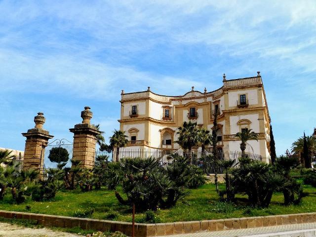 Villa Cattolica, sede del ''Museo Renato Guttuso''
