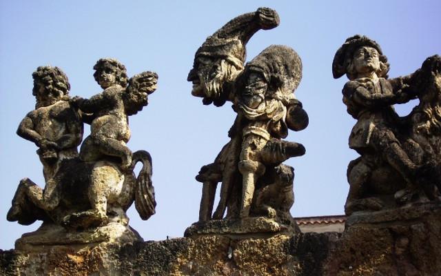 Bagheria e la Villa dei mostri