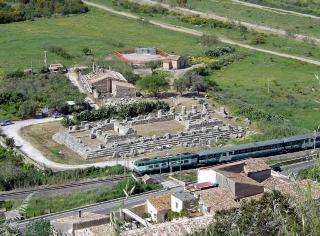 L'area archeologica di Himera