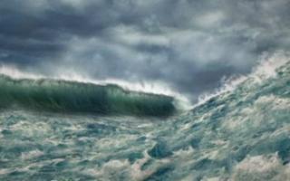 Un giorno il mare ci sommergerà