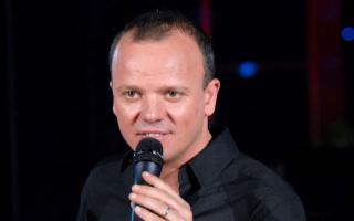 Gigi d'Alessio in Tour