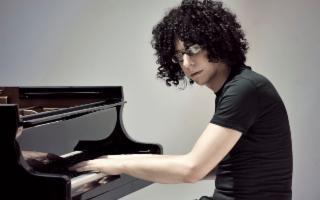 Giovanni Allevi in 'Celebration Tour'